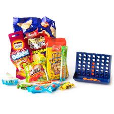 purim gifts 4 in a row kids purim gift shalach manos 8 pack shalach manos