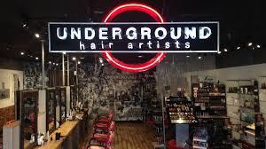 santa barbara hair salon underground hair artists