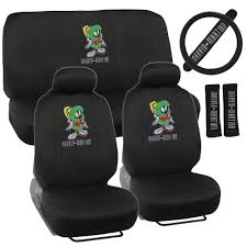 lexus seat covers nz marvin the martian car seat covers 9pc full set front u0026 rear