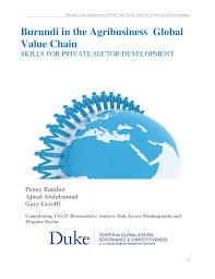 cr it agricole si e social burundi in the agribusiness global value pdf available