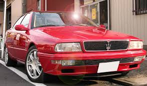 1985 maserati biturbo maserati biturbo quattroporte iv evoluzione gf qp6 interior
