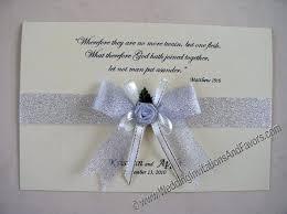 silver invitations 25th wedding anniversary invitation cards