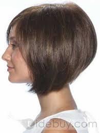 will a short haircut make my hair thicker dark thick voluminous bob with short layers gettin my hair did