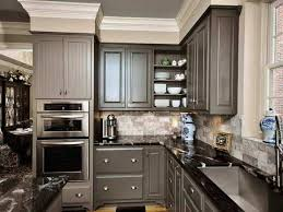 Painting Kitchen Cabinets Ideas Kitchen Grey Kitchen Cabinets Ideas Grey Cupboard Paint Grey