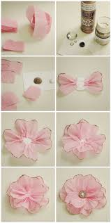 gift bow diy diy flower gift bow pictures photos and images for