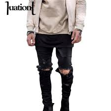 Mens Destroyed Skinny Jeans Compare Prices On Ripped Slim Jeans For Men Online Shopping Buy