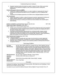 Sample Resume For 1 Year Experience In Manual Testing by Technical Trainer Resume Example