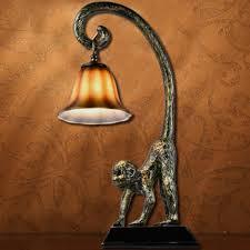 Schlafzimmer Lampe Nachttisch Wohnzimmer Arbeitszimmer Retro Vintage Tischlampe Design Lampe De