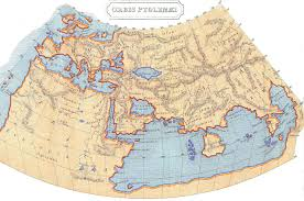 Ancient Map Of Greece by Ancient Greek Geography Maps