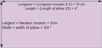 comment faire une housse de canapé tuto housse de coussin portefeuille couture stuff