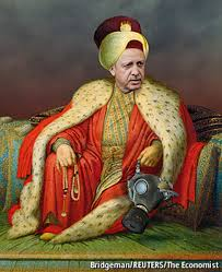 Ottoman Power by Is Turkey Attempting To Resurrect The Ottoman Empire On The Back