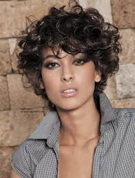 layered haircuts for curly hair medium layered haircuts cute curly hair with side bangs