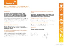 company safety policy template eliolera com