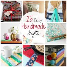 gift ideas 25 and easy gift ideas projects