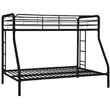 Metal Bunk Bed Frame Dhp Bunk Bed With Metal Frame And
