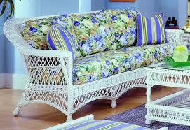 living room white wicker furniture charming white wicker