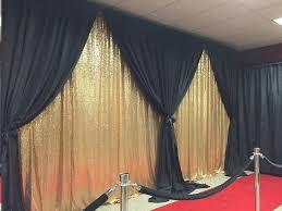 wedding backdrop rentals nj 10 foot h x 10 foot w drape sequin gold backdrop rentals allentown
