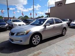 Cars For Sale In Port St Lucie 2008 Honda Accord For Sale Carsforsale Com