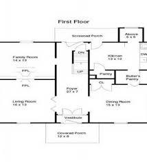 floor plan small house 100 construction house plans 2987 house plan floor plans