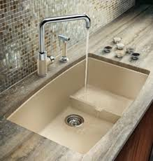 Resin Kitchen Sinks And The Kitchen Sink