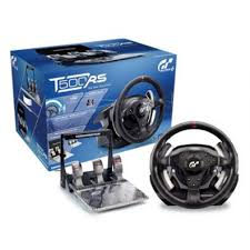 volante ps3 thrustmaster t500 rs thrustmaster discoazul
