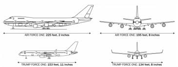 top 10 facts about donald trump u0027s boeing 757 aviation blog
