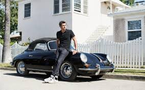 old porsche my first car patrick dempsey