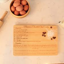 recipe engraved cutting board recipe engraved cutting board cuttingboards net