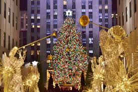 new york rockefeller tree historyting live