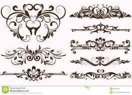 Vintage Ornaments by Vintage Ornaments Borders Design Download From Over 41 Million