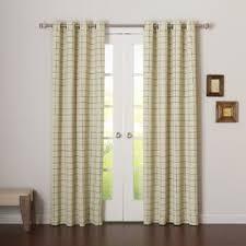 check u0026 plaid curtains u0026 drapes you u0027ll love wayfair