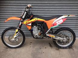 2011 ktm 450 sxf motocross mx bike in st andrews fife gumtree