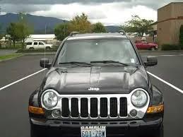2006 black jeep liberty sold 2006 jeep liberty limited 4wd black gamblin motors