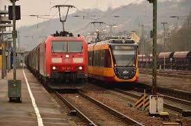 Mosbach Baden Bahnhof Mosbach Neckarelz Fotos 3 Bahnbilder De