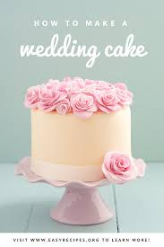 wedding cake recipes pastel wedding cake recipe graphics templates by canva