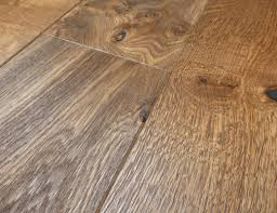 Laminate Flooring 15mm Fumed And Brushed Engineered Character Oak Flooring 15mm