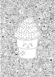 coloriage kawaii photo de à imprimer des p u0027tits riens