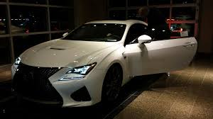 lexus rc f red interior my new rcf white with circuit red clublexus lexus forum discussion