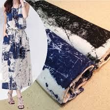 Cotton Linen Upholstery Fabric Aliexpress Com Buy 100 145cm Vintage Painting Cotton Linen