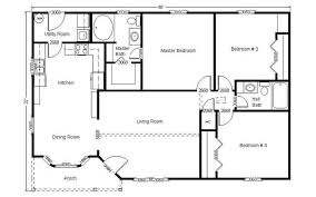 easy drawing plans online with free program for home plan