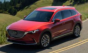 mazda car models 2016 2016 mazda cx 9 first drive u2013 review u2013 car and driver