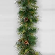 greenery garland christmas greenery garland baisch and skinner