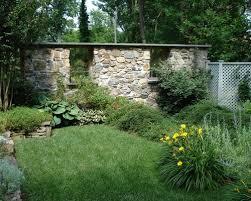 Garden Wall Decor Ideas Nice Garden Wall Design Ideas Garden Wall Ideas Pictures Remodel