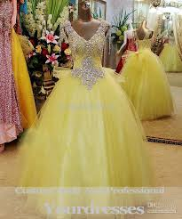 yellow wedding dress yellow and white wedding dress