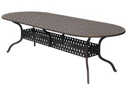 Darlee Patio by Darlee Outdoor Living Series 30 Cast Aluminum Antique Bronze 102 X