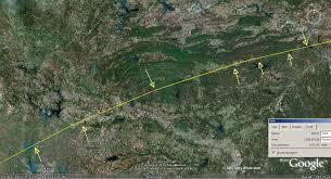 Ouachita Mountains Map The Chicxulub Meteor Impact