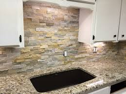interior stone backsplash stone backsplash ideas for kitchen