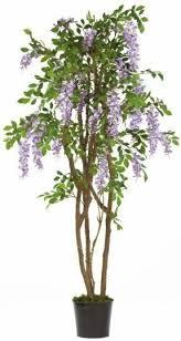 artificial wisteria tree foter