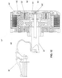 patent us6705446 automatic clutch with manual override control
