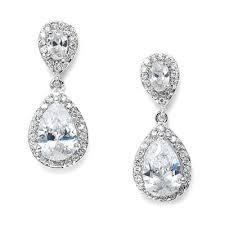 clip on bridal earrings clip on bridal earrings best earring 2017